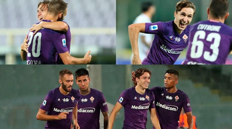 Chiesa è monumentale! La Fiorentina supera il Bologna