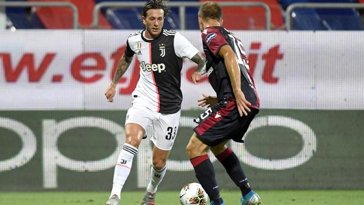Cagliari-Juve 2-0, il tabellino