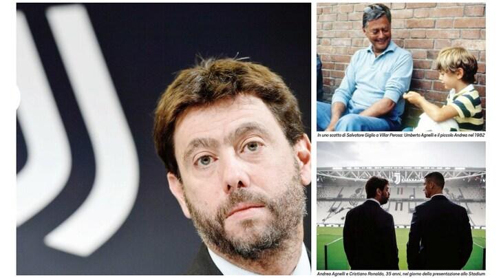 """Andrea Agnelli: """"Il mio Tuttosport"""""""