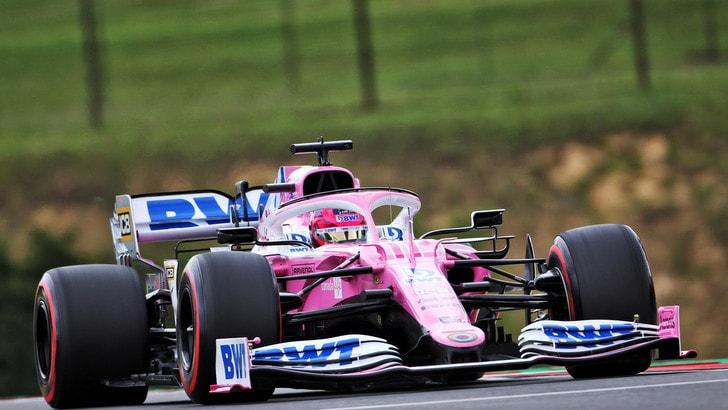 Coronavirus F1 Silverstone, Perez positivo: non correrà