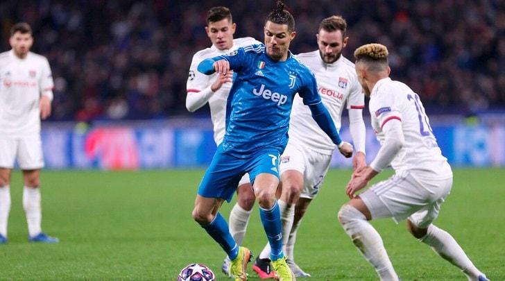 Juve-Lione in tv: dove vedere la partita in diretta