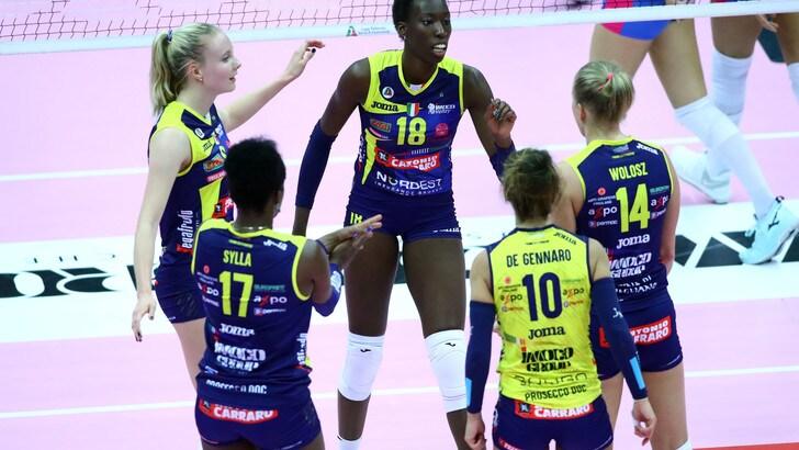 Supercoppa Femminile: la finale il 6 settembre