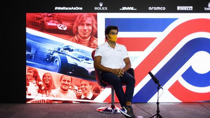 Gp Silverstone, Sainz: