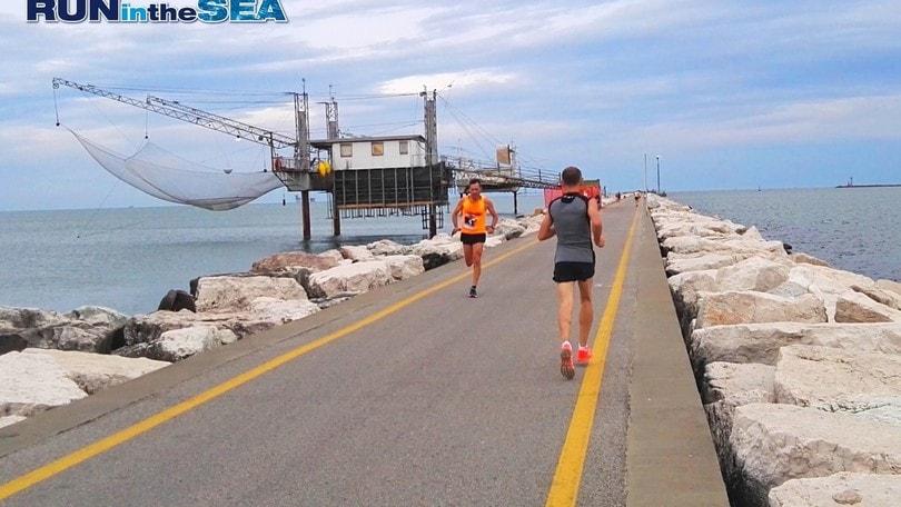 """Ravenna corre in sicurezza con il doppio appuntamento """"Run in the Sea"""""""