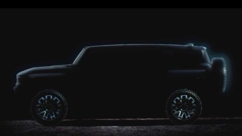 GMC Hummer EV 2021, i numeri della svolta elettrica