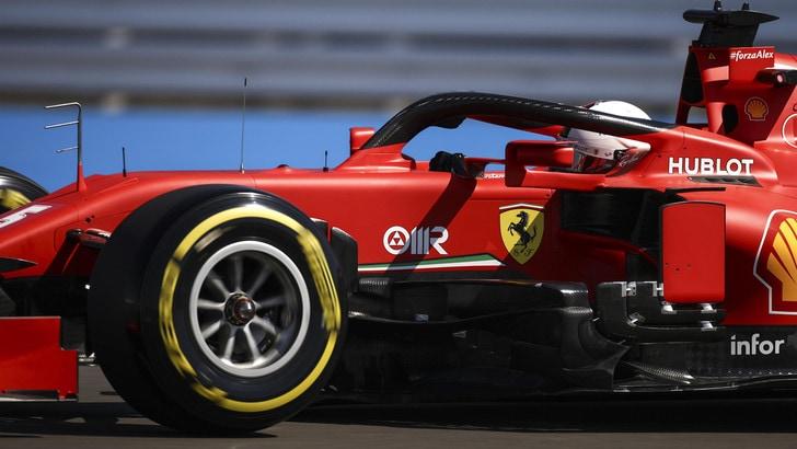 """GP Gran Bretagna, Vettel: """"Nonostante i problemi, acquisito dati utili"""""""