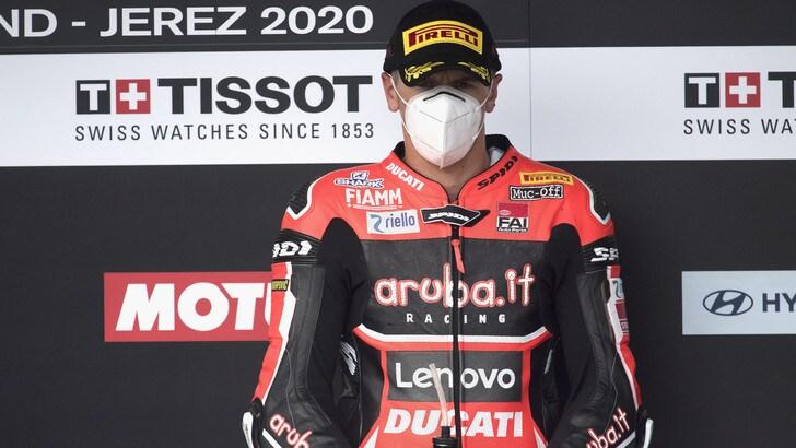 GP Spagna, Redding si impone a Jerez in Gara 1