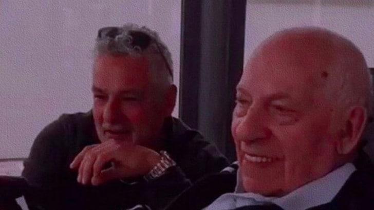 Baggio, lutto in famiglia: si è spento il padre Florindo