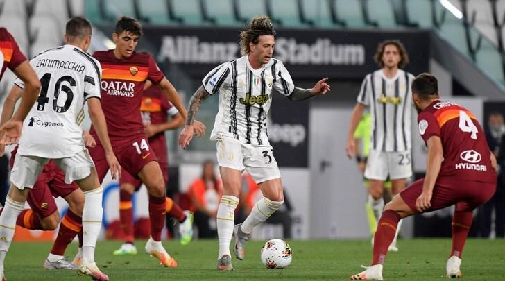 Juve-Roma 1-3: Higuain non basta, ora testa alla Champions