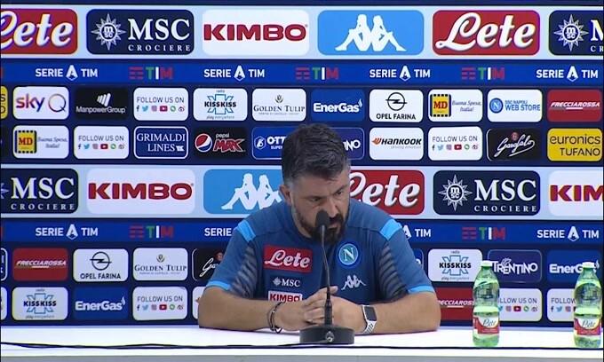 """Gattuso soddisfatto: """"Gara vera. Meritavo di andare fuori"""""""