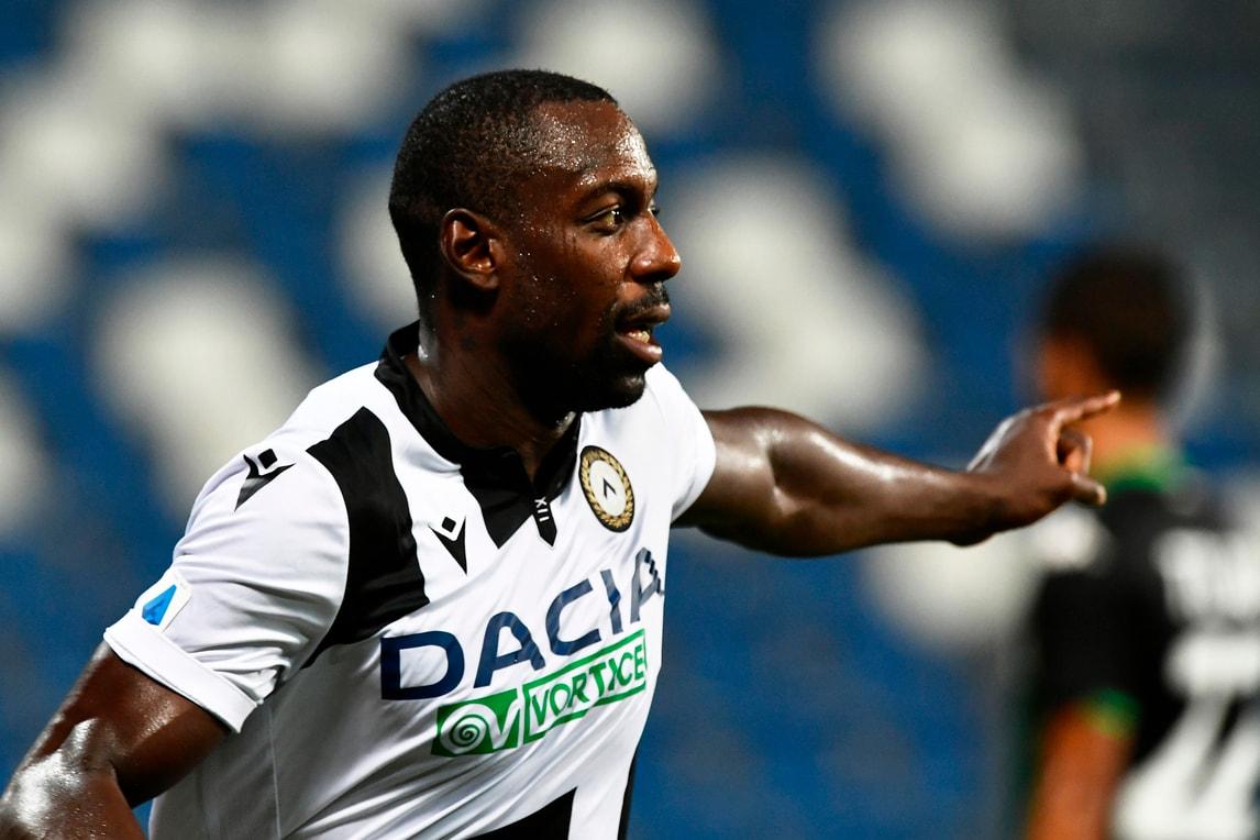 Super Okaka, il Sassuolo va ok e l'Udinese chiude con una vittoria