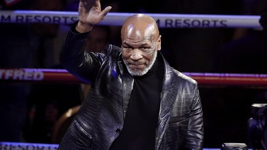 Mike Tyson: