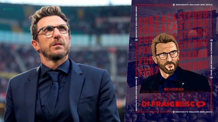 Cagliari, ufficiale: Di Francesco è il nuovo allenatore