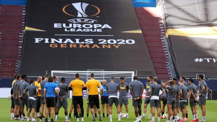 Diretta Inter Getafe Ore 21 Formazioni Ufficiali Dove Vederla In Tv E In Streaming Tuttosport