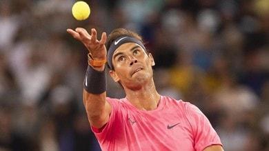 Coronavirus, Nadal annuncia forfait per gli Us Open