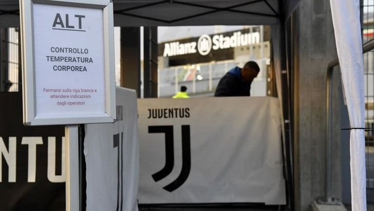 Coronavirus, proseguono ispezioni Figc: controlli nei centri di Juventus e Pordenone
