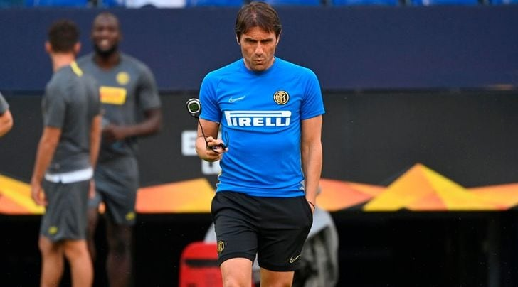 Inter, in vista del Bayer allenamento e tamponi