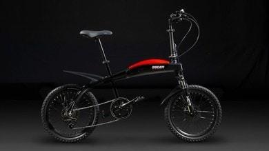 Urban-E, la e-bike pieghevole firmata Ducati e Italdesign