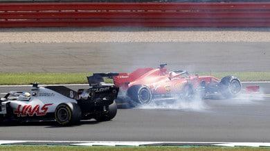 GP 70° Anniversario, Vettel: