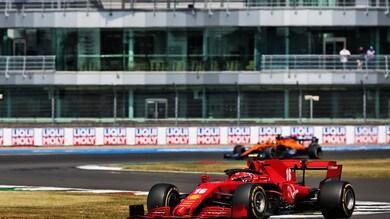 GP 70° Anniversario, Leclerc: