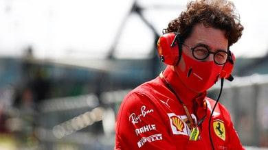 GP 70° Anniversario, Binotto replica a Vettel: