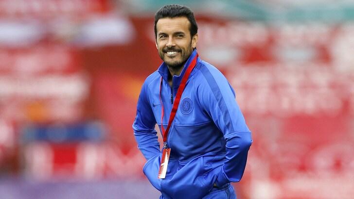 Roma, Pedro ringrazia il Chelsea: