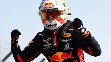 F1, Verstappen: