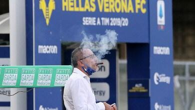 Verona-D'Amico, avanti insieme fino al 2023