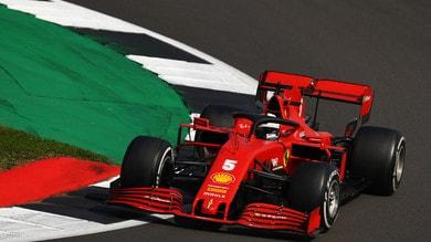 F1, Resta: