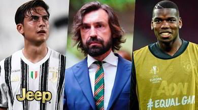 Futuro di Dybala: se parte la Joya Pirlo sogna Pogba