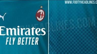 Milan, terza maglia 2020-21: ecco come potrebbe essere