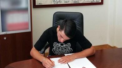 Torino, il baby Celesia firma il primo contratto da professionista