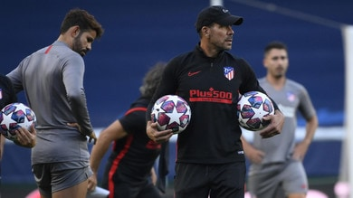 Coronavirus, sospiro di sollievo per l'Atletico Madrid: tamponi Uefa tutti negativi