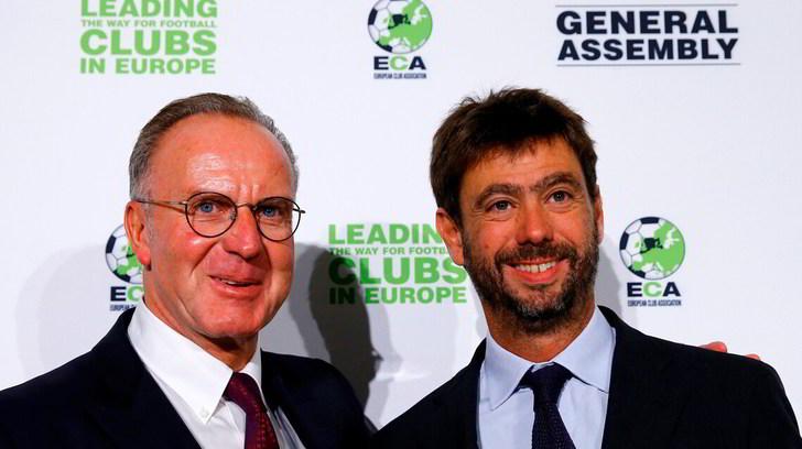 Rummenigge: Sogno Champions al Bayern e Europa League all'Inter