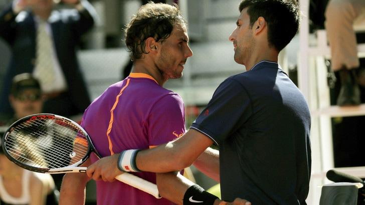 Da Djokovic e Nadal a Fognini e Berrettini: main draw stellare agli Internazionali d'Italia