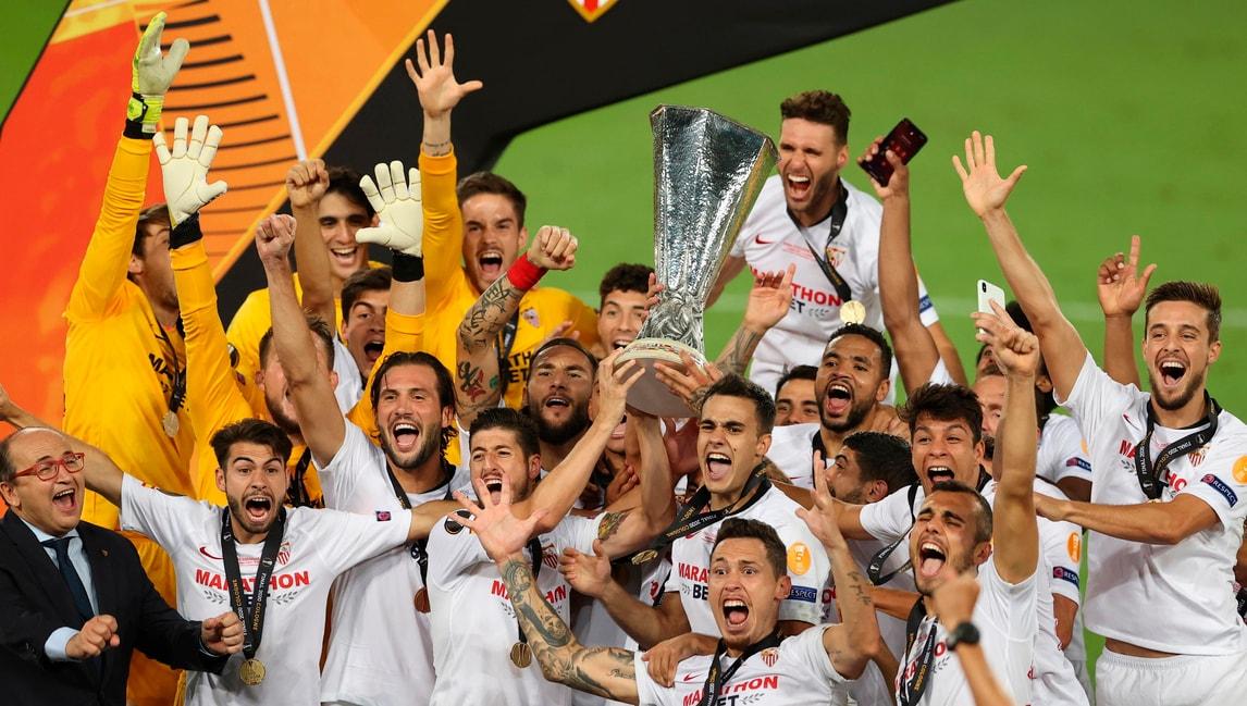 La grande festa del Siviglia: Inter ko in finale di Europa League