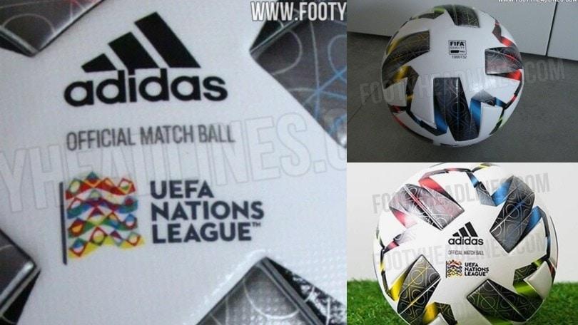 Il pallone della nuova Nations League