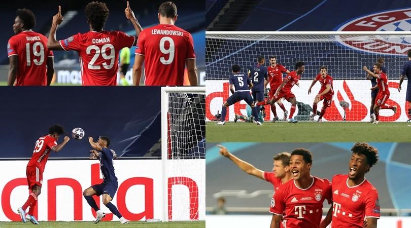 Coman non sbaglia, l'ex Juve regala la Champions al Bayern