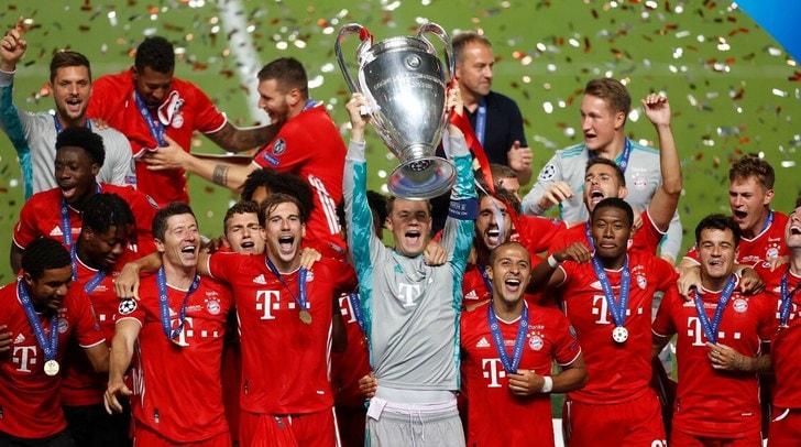 Psg-Bayern 0-1: un super Coman regala la Champions ai bavaresi