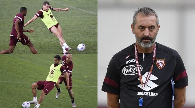 Rodriguez lotta con Zaza, Belotti scatenato: prende forma il Torino di Giampaolo