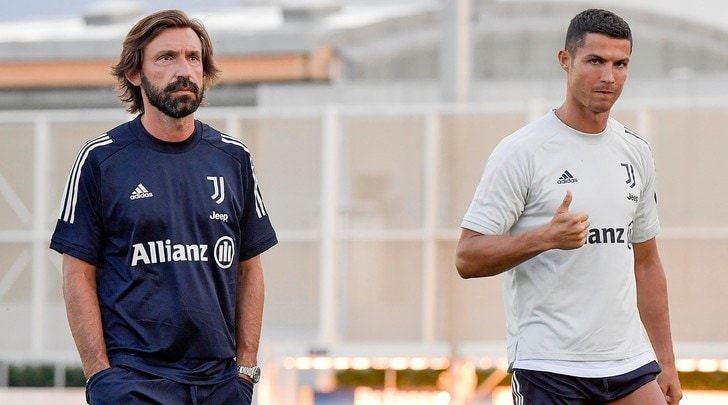 La Juve ne fa cinque al Novara: Ronaldo-Kulusevski, è subito show!
