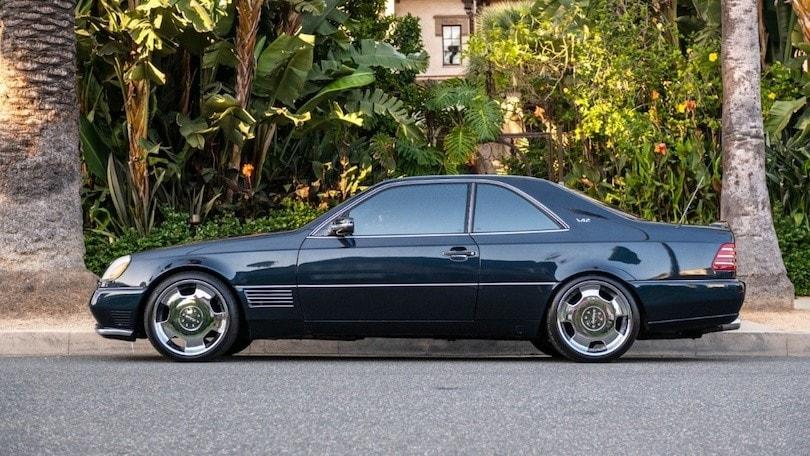 Michael Jordan, venduta la sua Mercedes S 600 Coupé: gli scatti