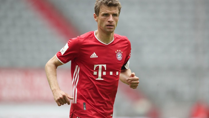 Muller torna su Bayern-Barcellona 8-2: