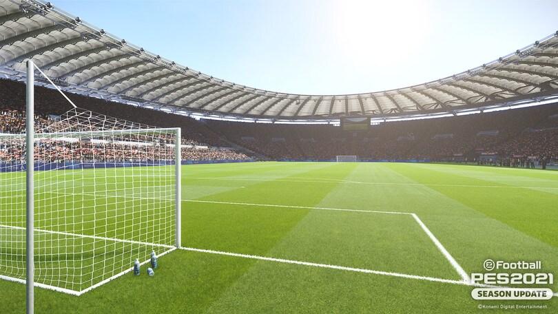 PES 2021: AS Roma e Konami stringono un accordo esclusivo