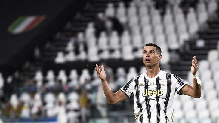 Champions League, Cristiano Ronaldo fuori dalla rosa della stagione