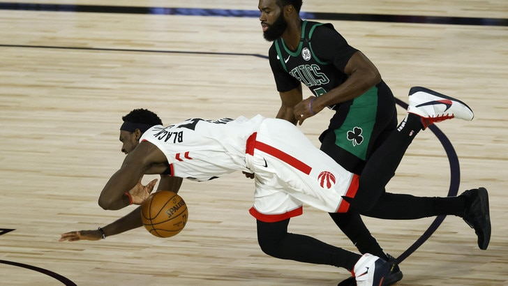 NBA: Toronto sconfitta da Boston in gara 1