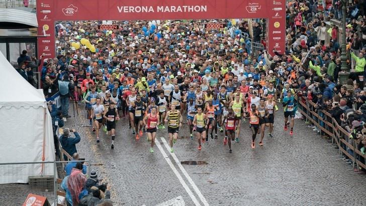 Verona Marathon e Run For The World, un nuovo evento di corsa per fare del bene
