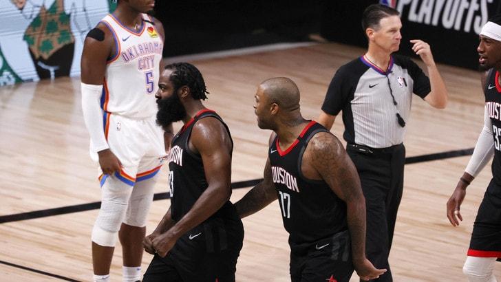 I Rockets eliminano i Thunder di Gallinari. Miami sul 2-0 contro i Bucks