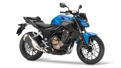 Honda CB500F 2021, passa all'Euro 5 e propone un nuovo colore