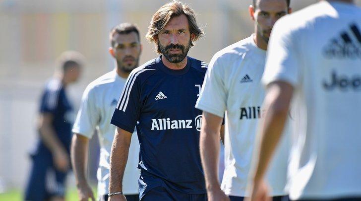 La Juve di Pirlo: oggi test con l'U23 di Zauli
